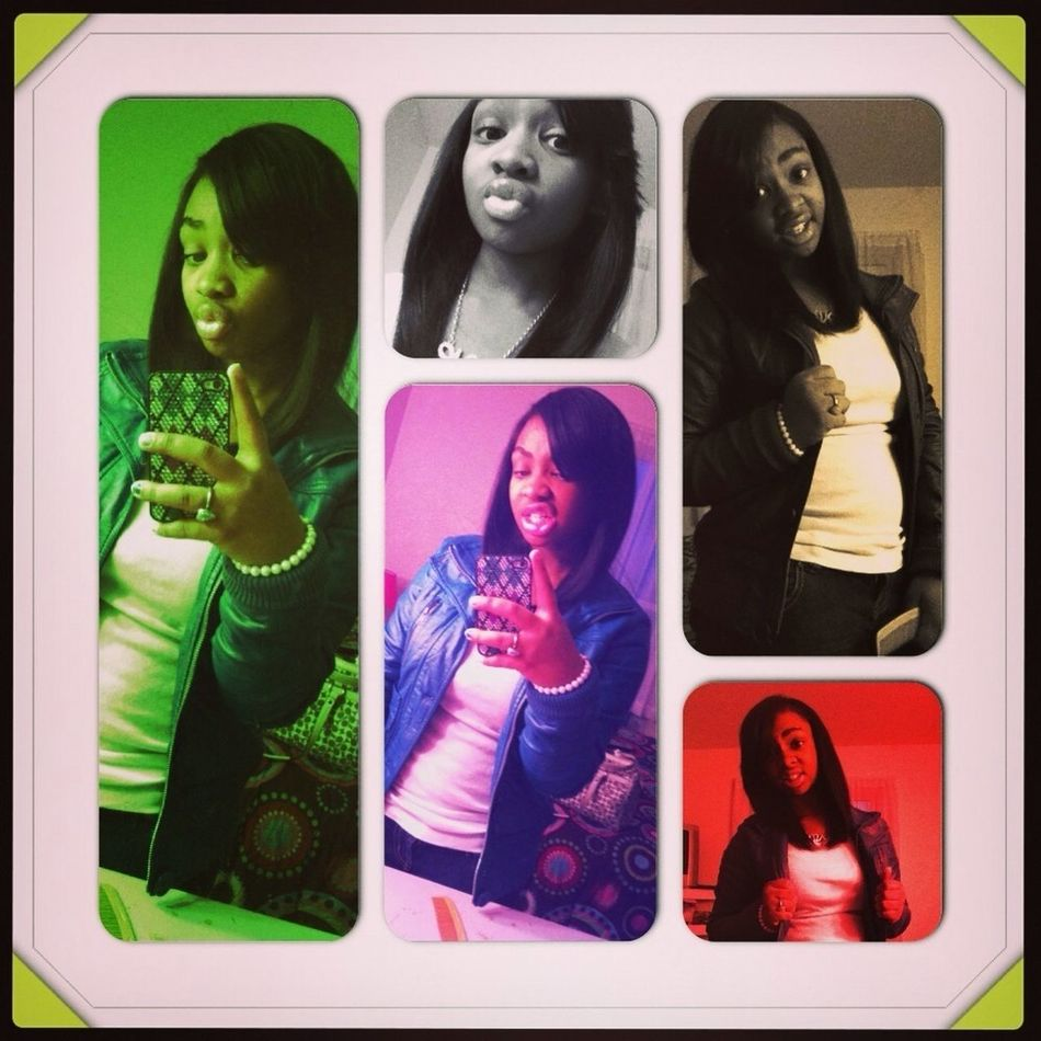 Everytime I Go Out You Know I Gotta Show Out!! #she #sexy #she #fine #doubletapp #like #omw Out