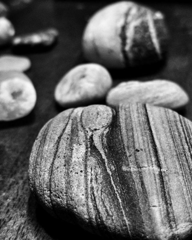 Rocks Close-up Depth Of Field Texture