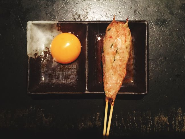 Day No People Food Japanese Food Egg