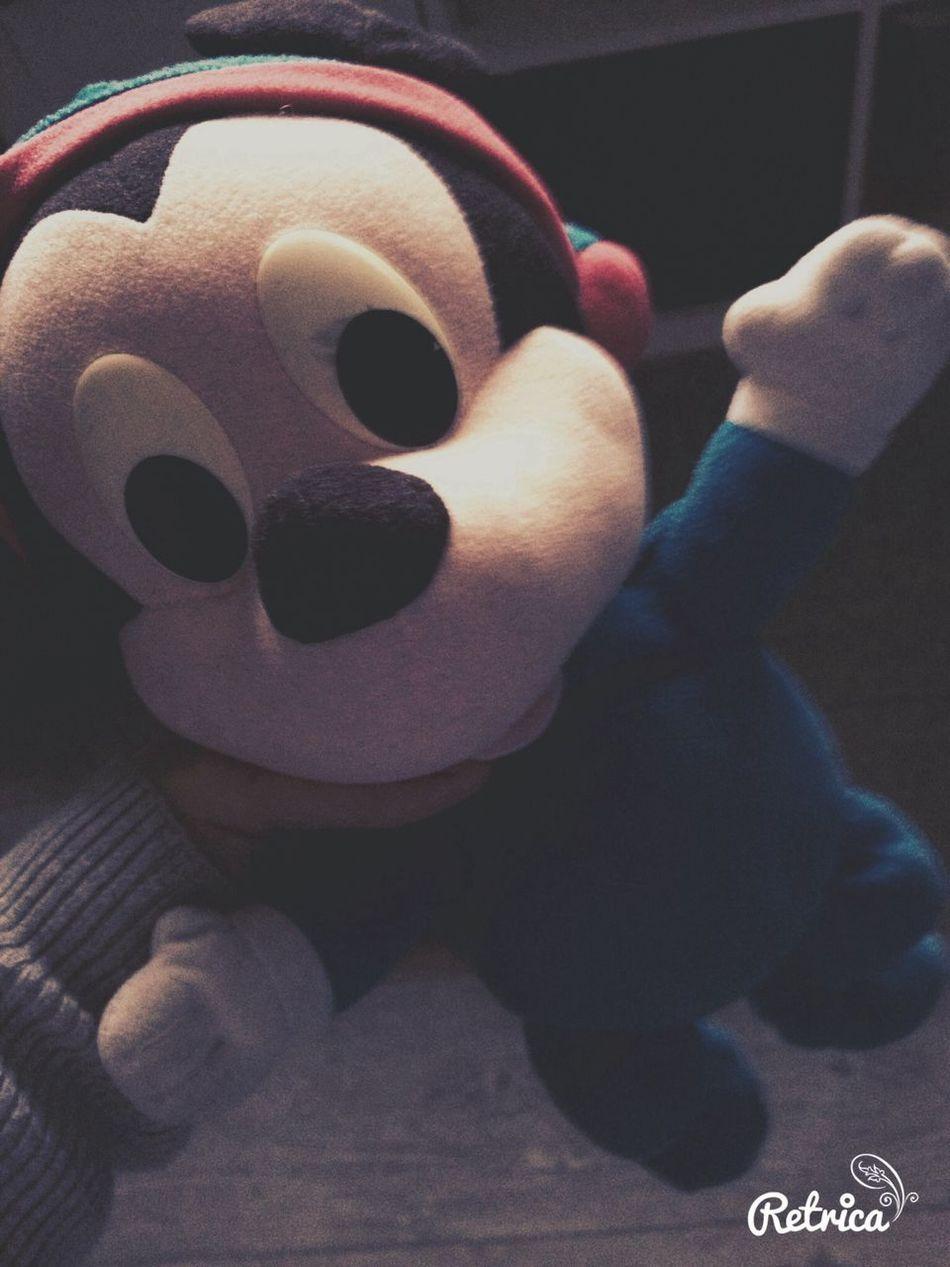 Doudou ♥  Mickey Mouse Lovelovelove