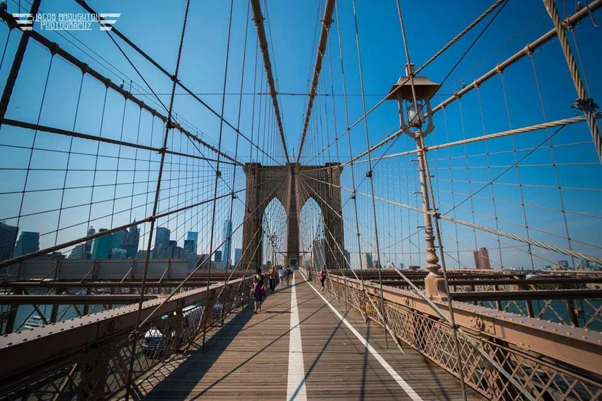 Pretty amazing, isnt it? Brooklynbridge JacobBroughtonPhotography