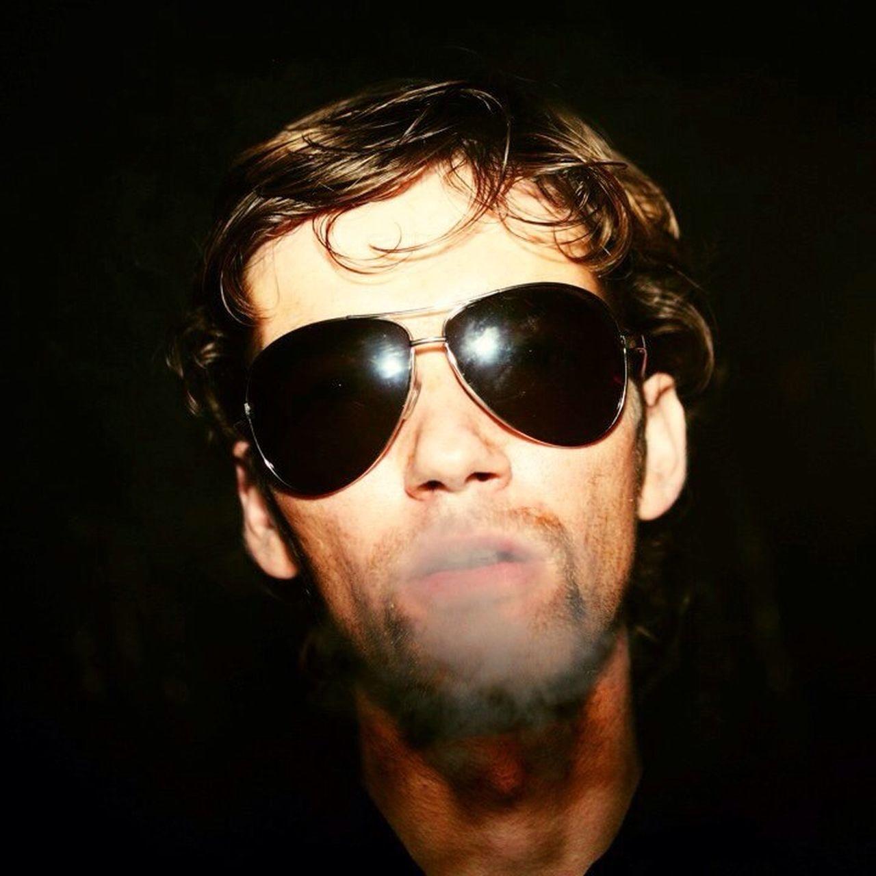 Manuel Gotzen Self Portrait © krischerfotografie
