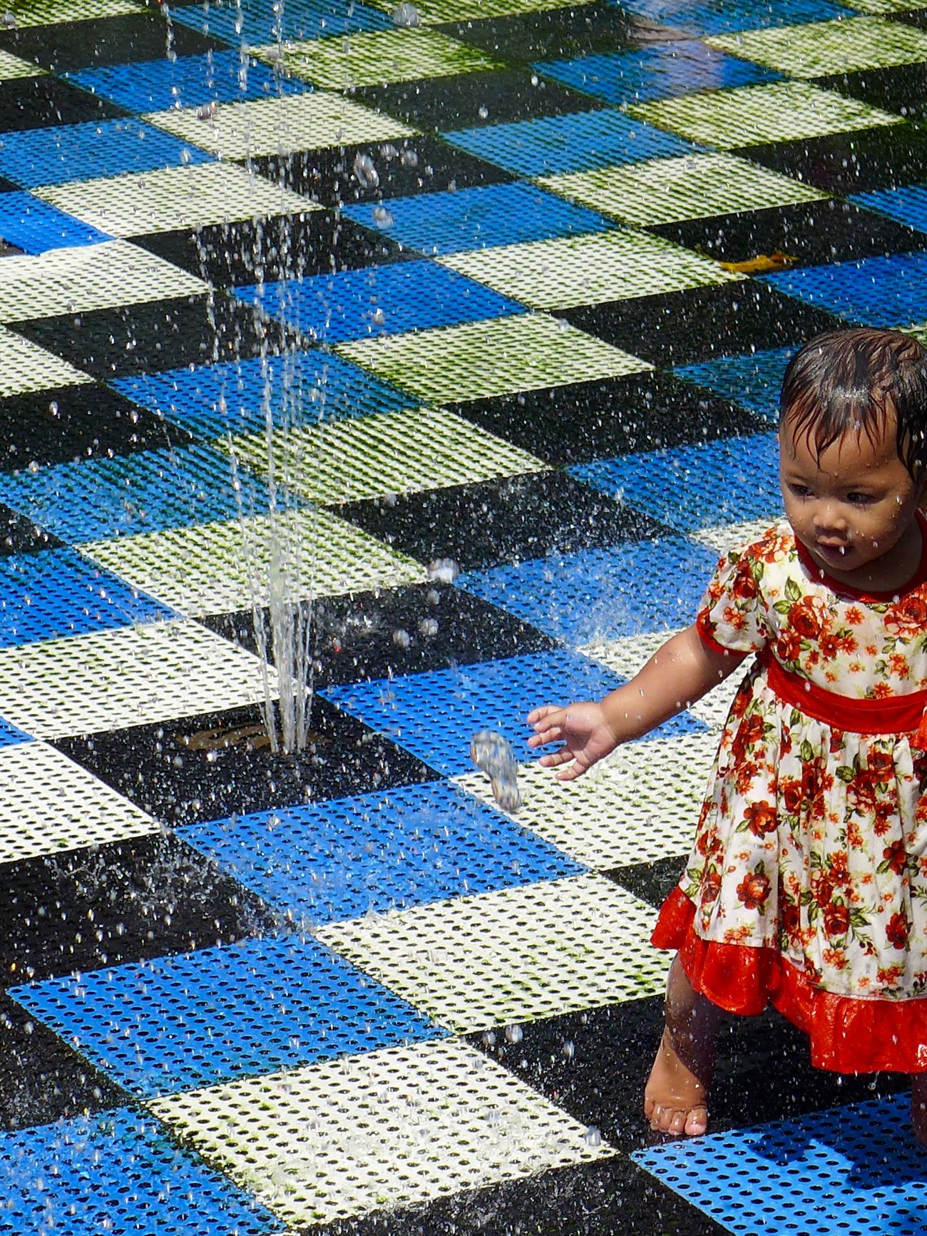 Abundance Art Art And Craft Carefree Childhood Colorful Creativity Fountain Fountain Fun Fun Happiness Happiness Happiness ♡ Innocence Jo Kid Kids Multi Colored Pattern Pattern Pieces Pattern, Texture, Shape And Form Perfect Perfect Match Special Special👌shot