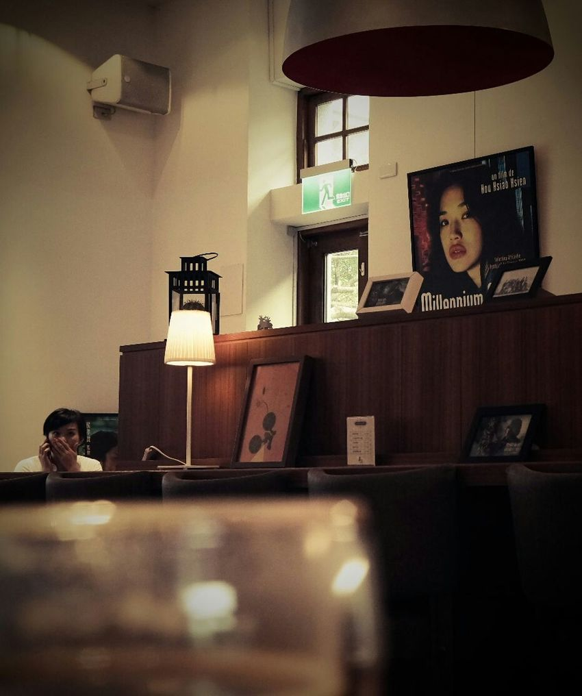 She Looking Coffee Shop Streetphotography Watching