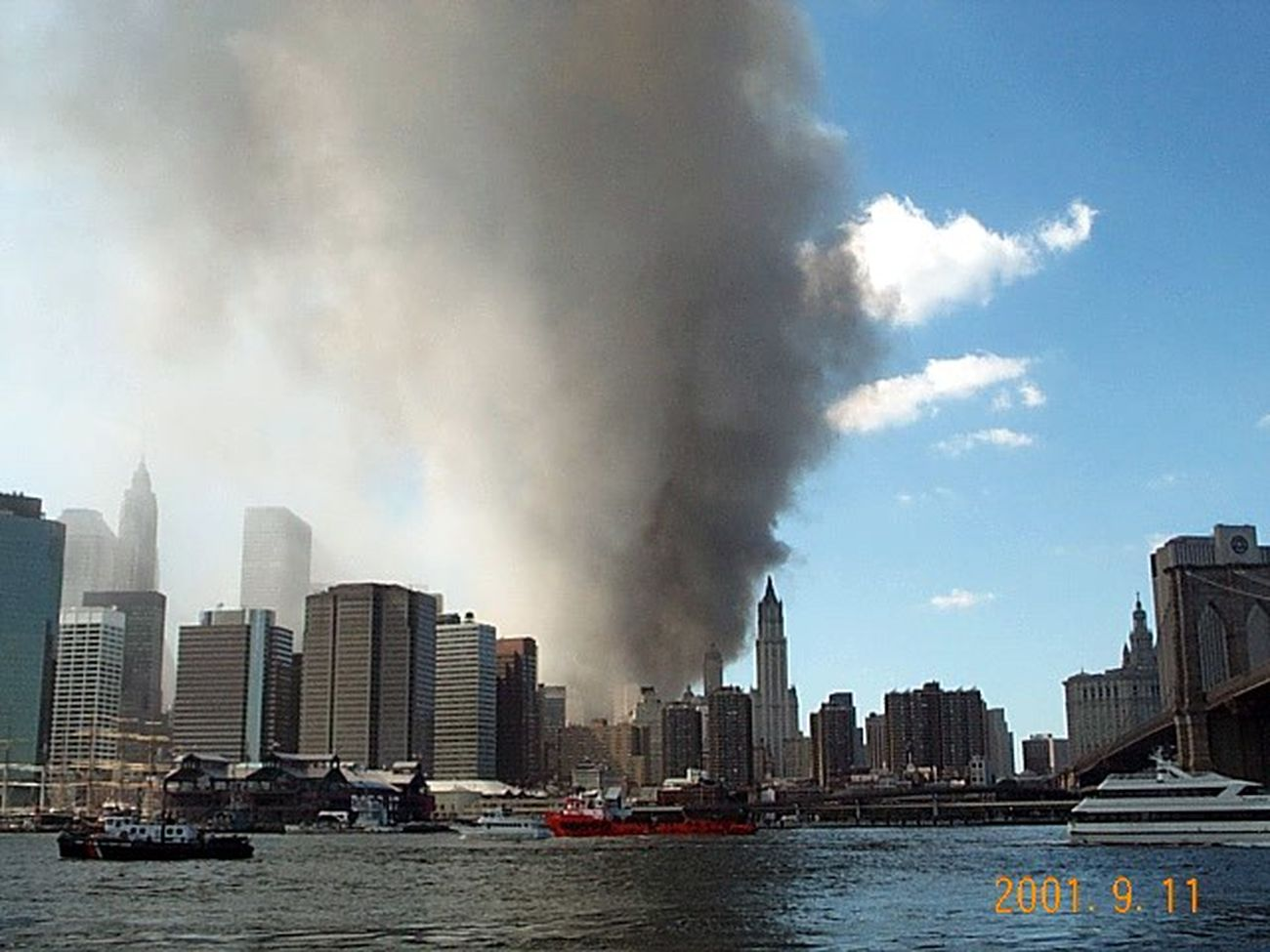 9-11 9-11-2001 9/ 11 911 911worldtradememorial R.I.P To Does Who Died In 9:11 Smoke World Trade Center WTC