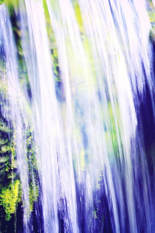waterfall by Michael Jones