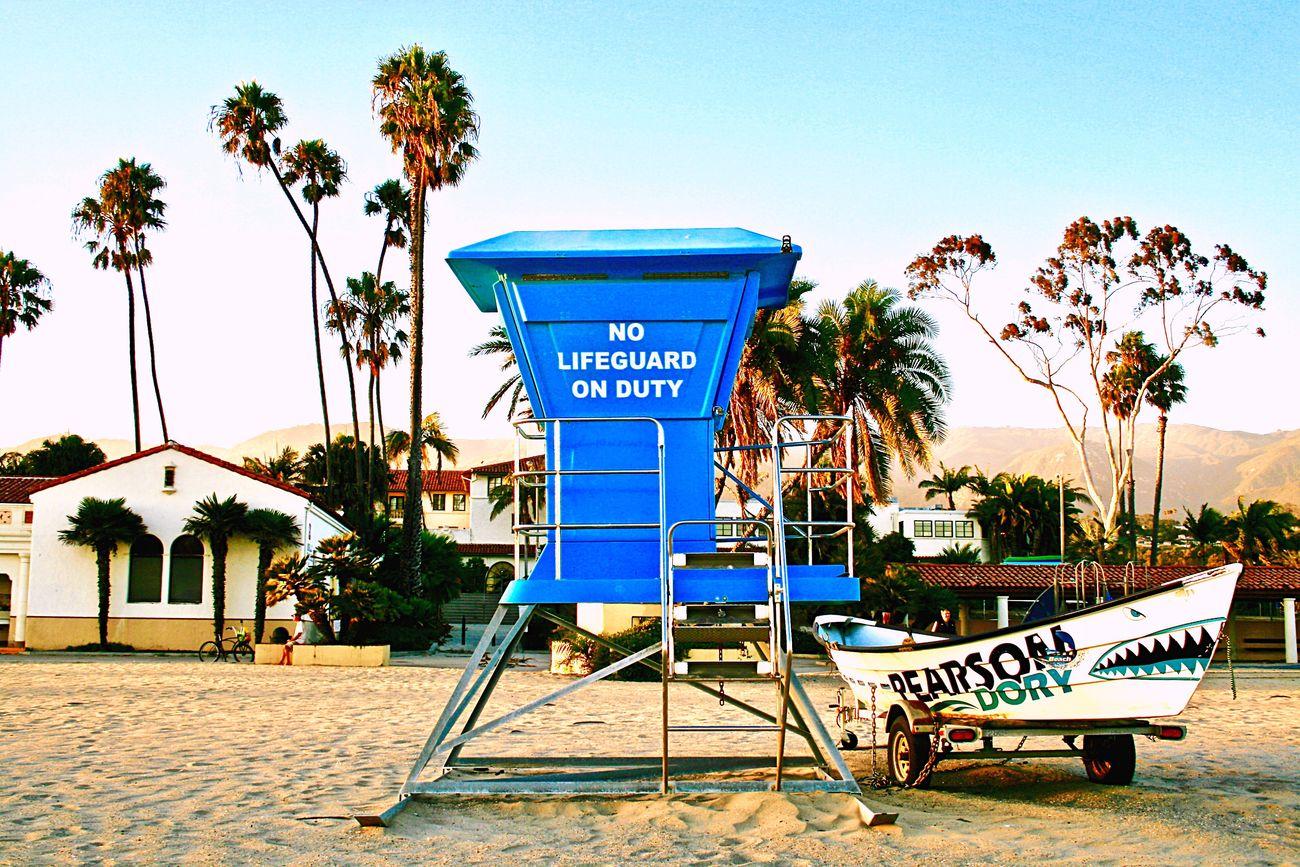 Beach Clear Sky No People Beauty In Nature Santa Monica USAtrip USA California California Sunset Calfornia Sunshine Beach Life