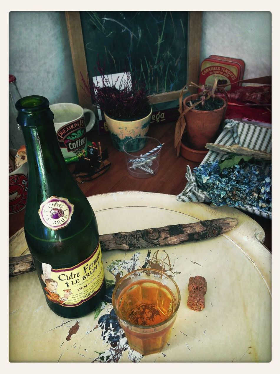 Bazar Kitchen Cidre Breton