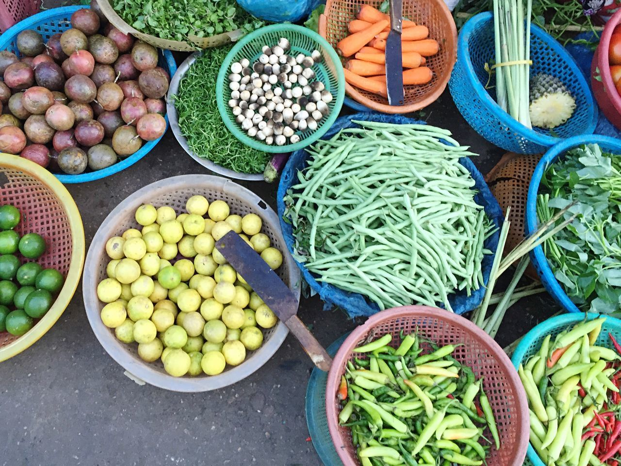 Food Photography Fresh Vegetables Fruits And Vegetables Market Taking Photos Hoi An Vietnam Food Porn Awards