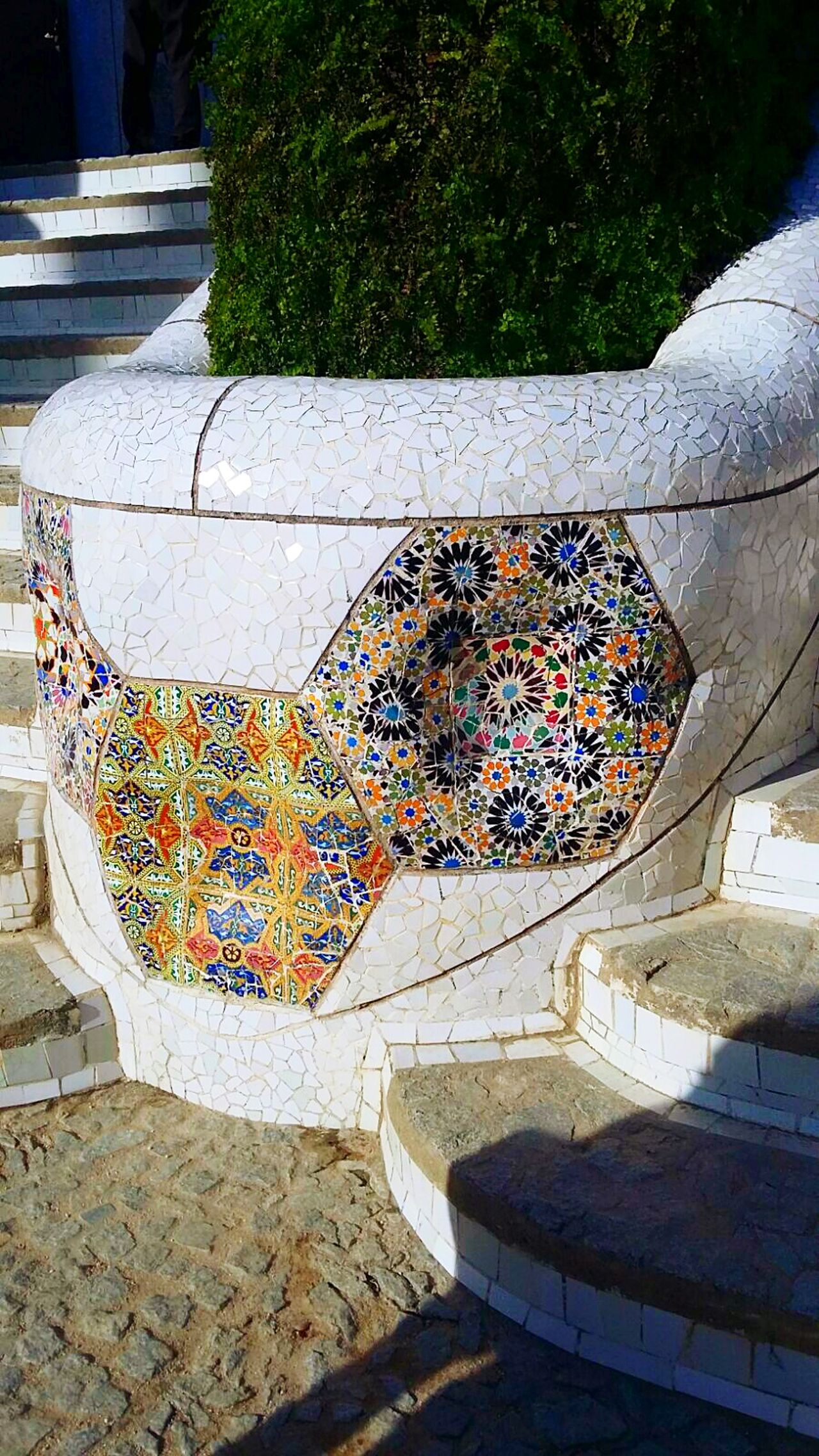 Sunlight Outdoors Day No People Close-up Art Gaudi Barcelona