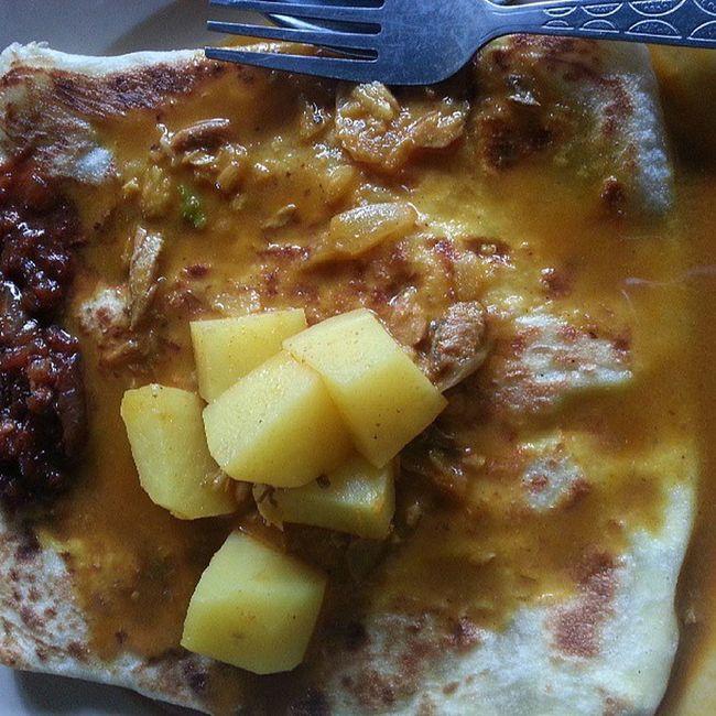 Breakfast Rotitelur Yummm2