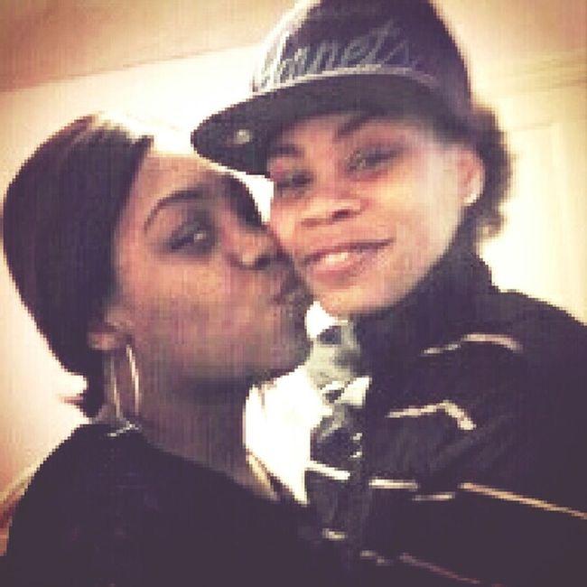 Me nd ma babii Love Lesbian Stud #TeamTaken Femme