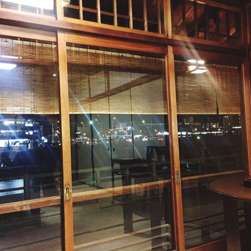鴨川の夜 Kyoto Kamogawa Kiyamachi 木屋町 モリタ屋 Yakiniku Japan Photography EyeEmJapan
