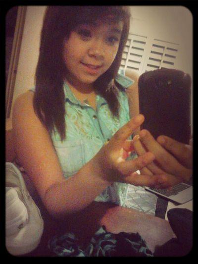 Tryna look good <3333 (;