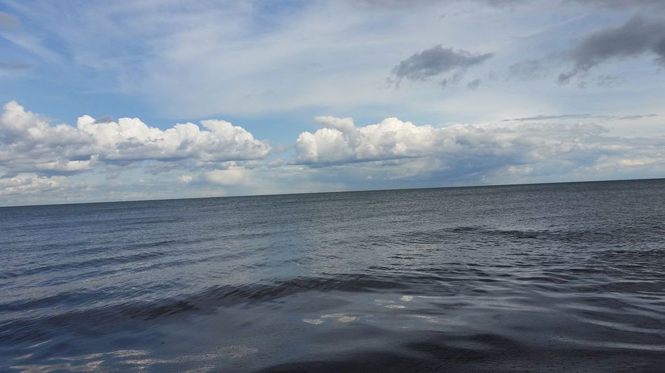Getting Away From It All Tranquil Scene Eyem Nature Lovers  This Is Germany Water_collection Water Horizon Over Water Water Reflections Beachphotography Baltic Sea Fehmarn Fishing