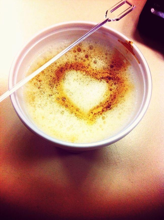 Café com amor.. By Tai Coffee Love Friends