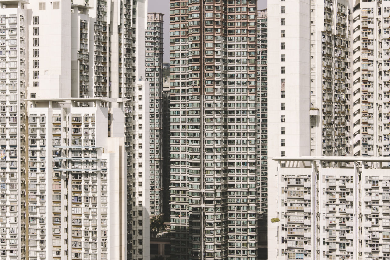 Beautiful stock photos of hong kong, Apartment, Architecture, Building Exterior, Built Structure