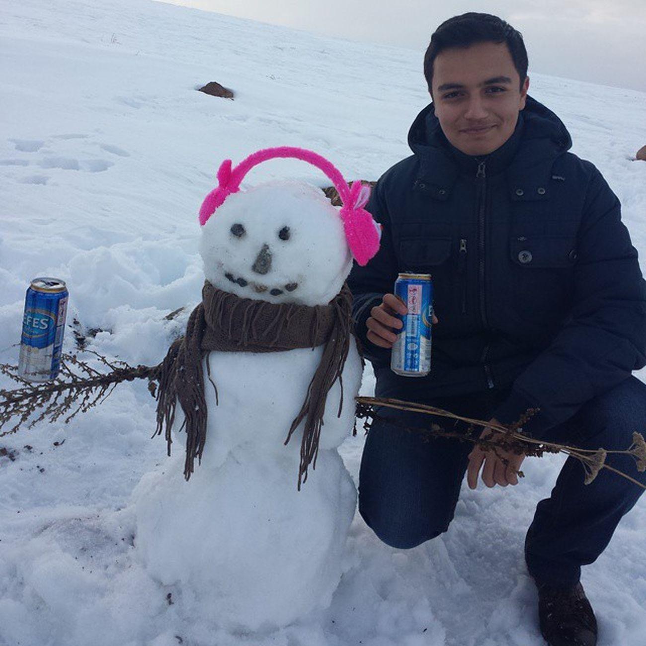 Kardankadın Yaptık Içtik Dertlestik 😁😁😁 erciyes kayak 😁😁