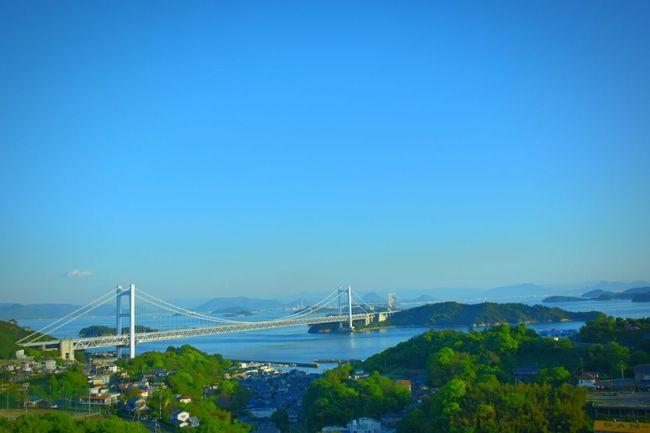 Bridge 瀬戸大橋