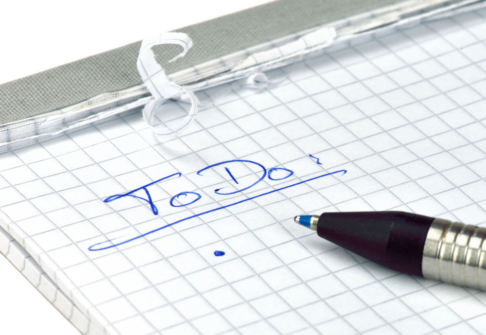 Create a todo list Ballpoint Pen Blue Close-up Document Education Equipment List No People Note Pad Office Supply Organized Organizing Page Paper Pen Pencil Planned Planning Selective Focus Still Life To-do To-do-list Todo Todolist