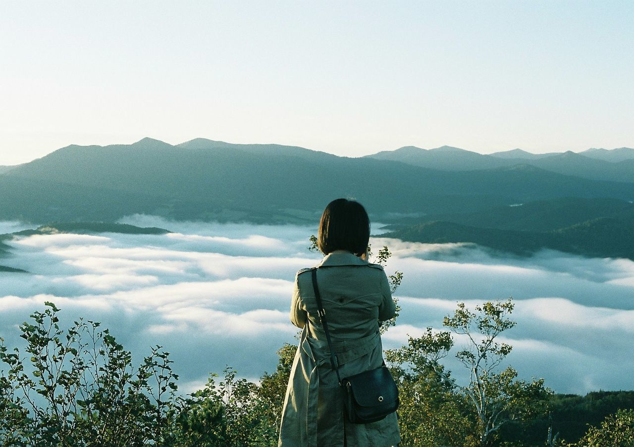 Beautiful stock photos of japan, Beauty In Nature, Carrying, Clear Sky, Cloud - Sky