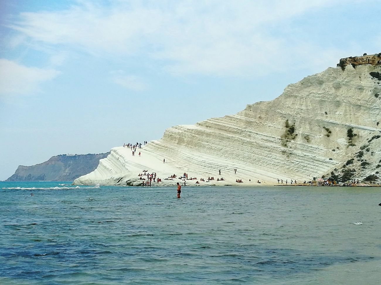 Scala Dei Turchi Sicily, Italy Rocks And Water Rock Beachphotography Travel Destinations Beauty In Nature White Beauty In Nature Beautiful Nature Scenics Roccia Sicilia Bedda Nature Colour Of Life