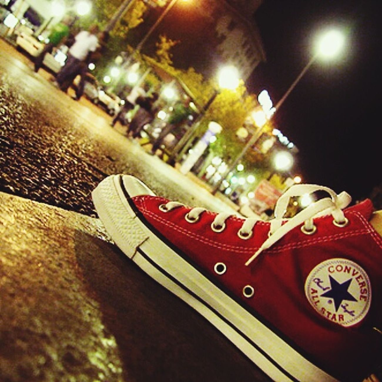 once converse First Eyeem Photo