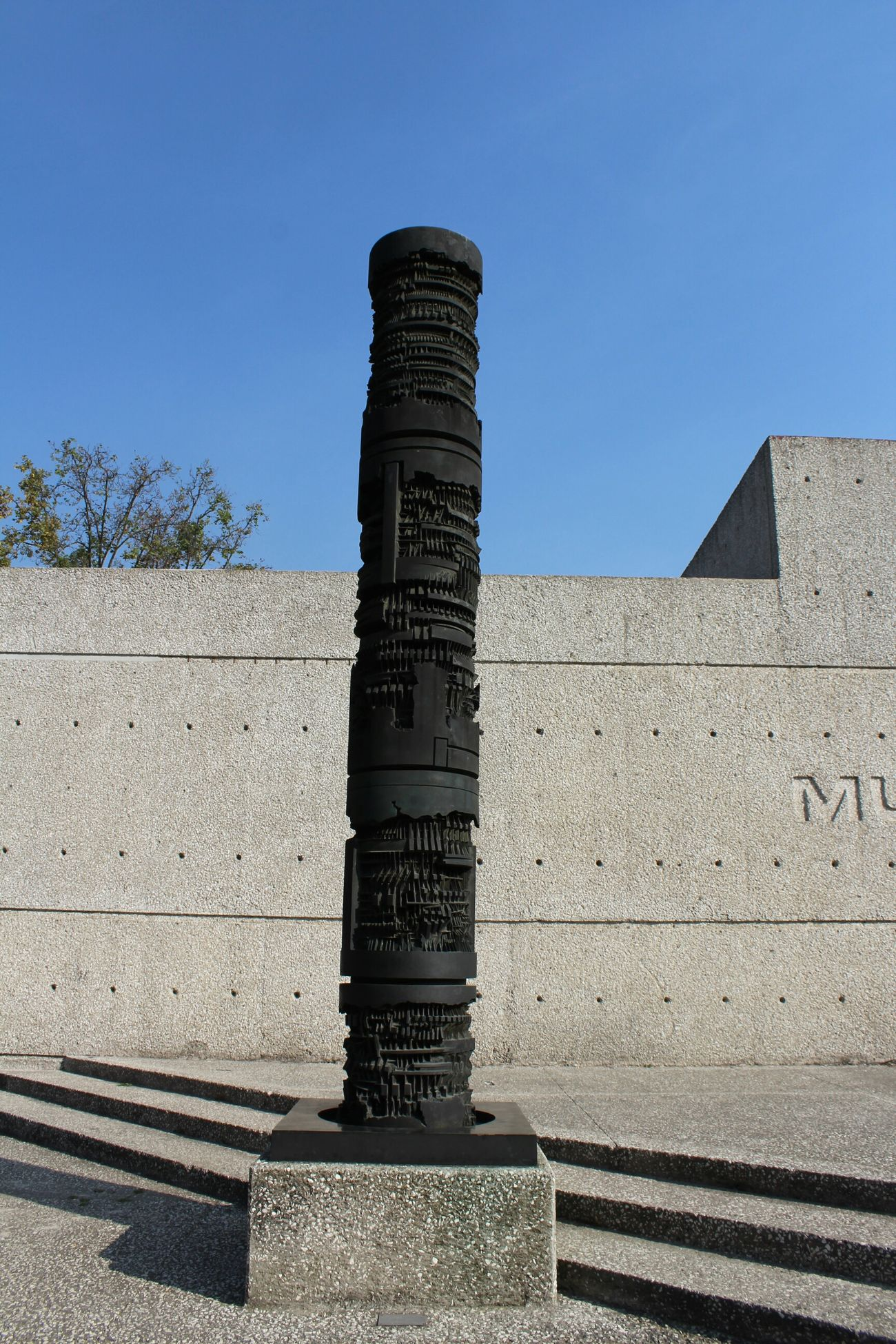 Totem Mexico City Museo Rufino Tamayo Museum Parques De Ciudad Esculturas Y Estatuas Art Arte Totems The Purist (no Edit, No Filter)