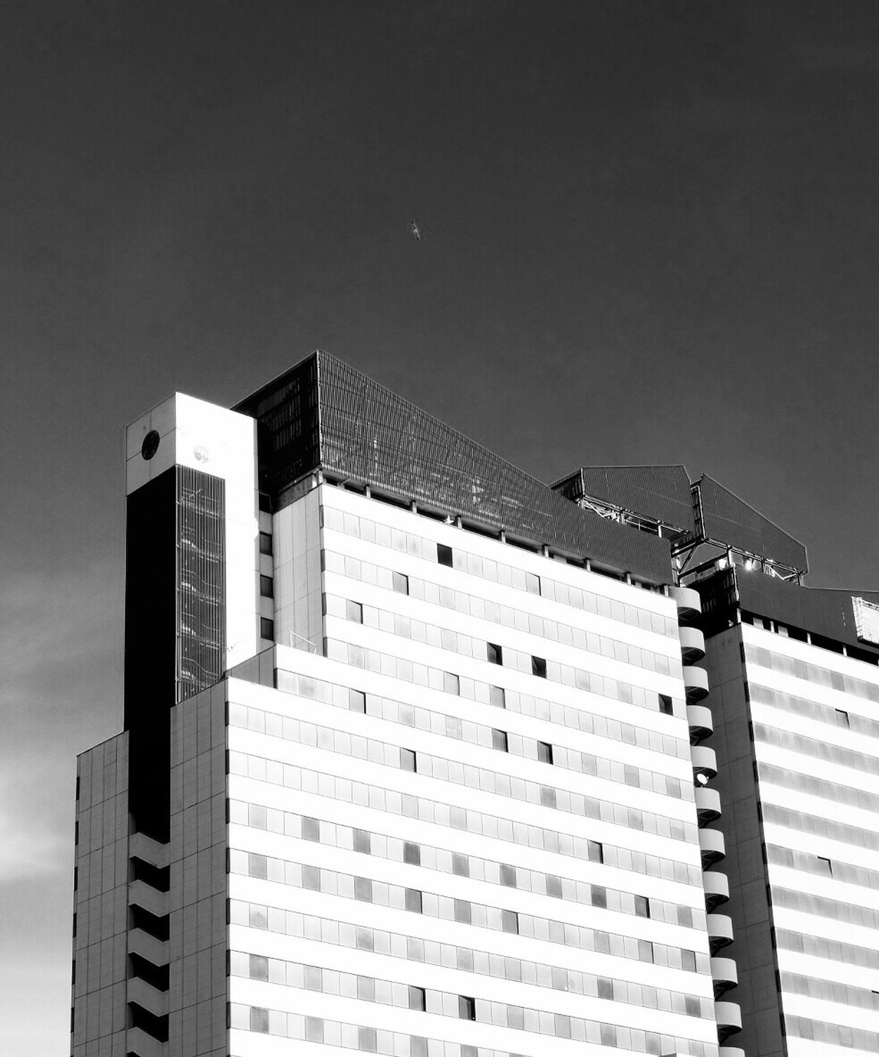 Building Exterior Architecture Built Structure Low Angle View Outdoors No People Day City Sky City Life Blackandwhite Photography Notes From Babylon Shootermag TheMinimals (less Edit Juxt Photography) Architecture