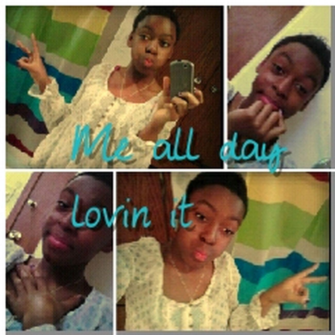 Lovin Me