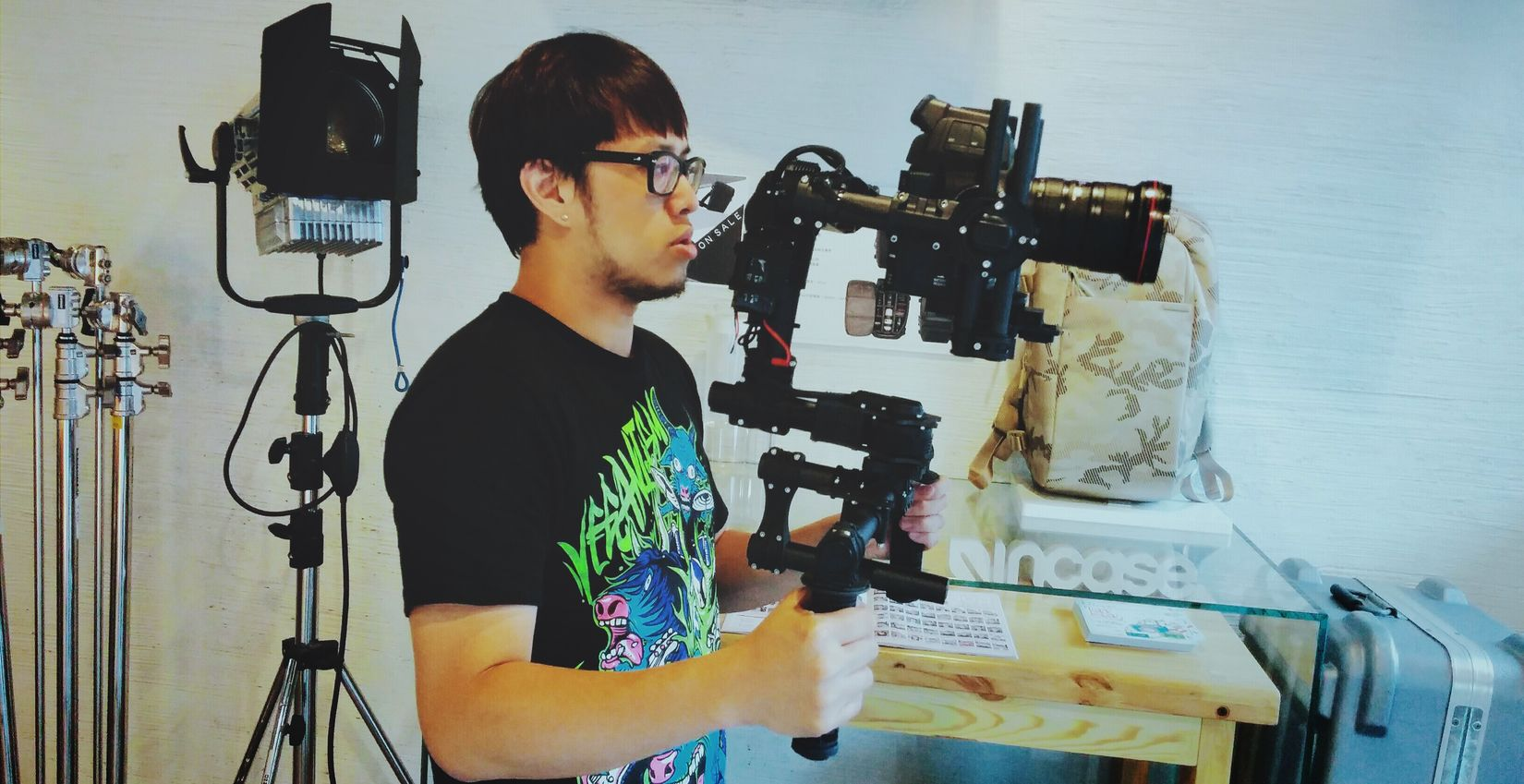 Movi Canon C100 Cool Stuff Taking Photos