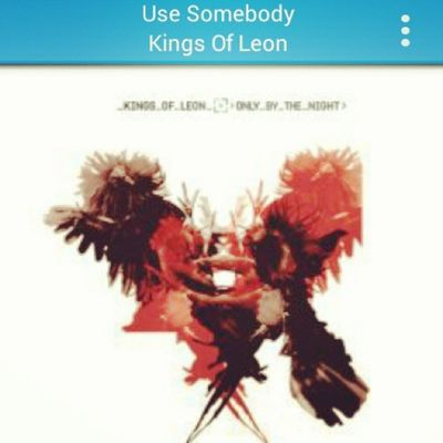 KingsOfLeon Meencantan ✌✌ UseSomebody @kingsofleon MTVHottest Coldplay