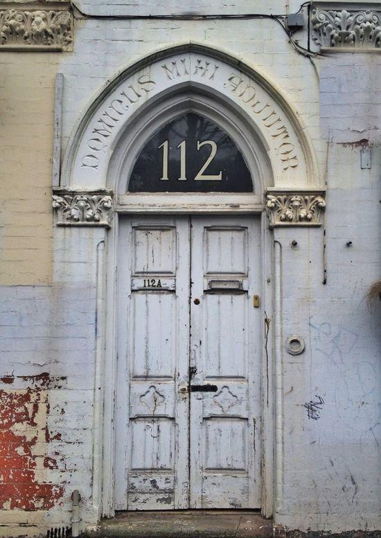 Architecture Door Peelyporn Peelingpaint