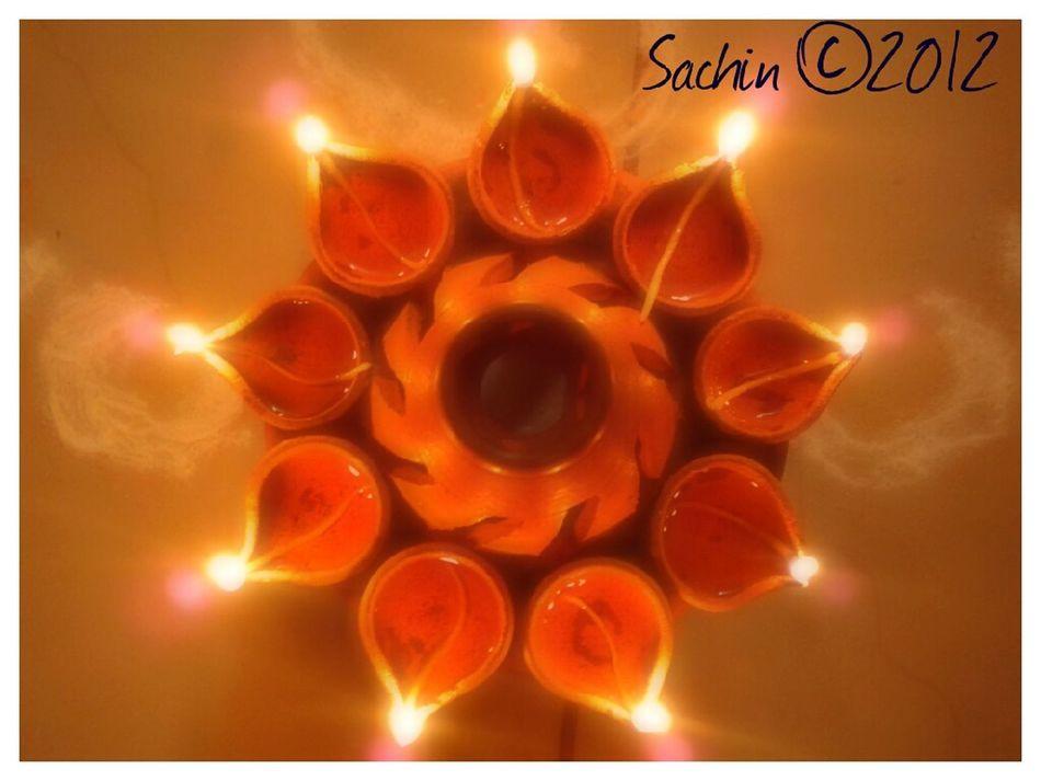 Diwali celebration time Taking Photos Hello World