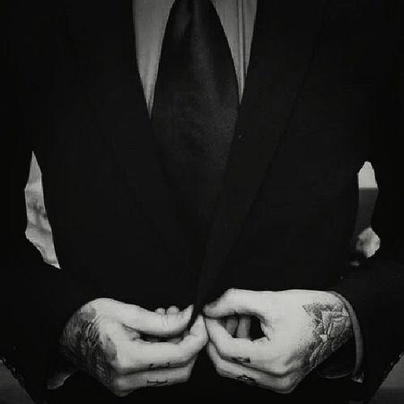 Just adore it. Tattoo Suit Tattooadict Man