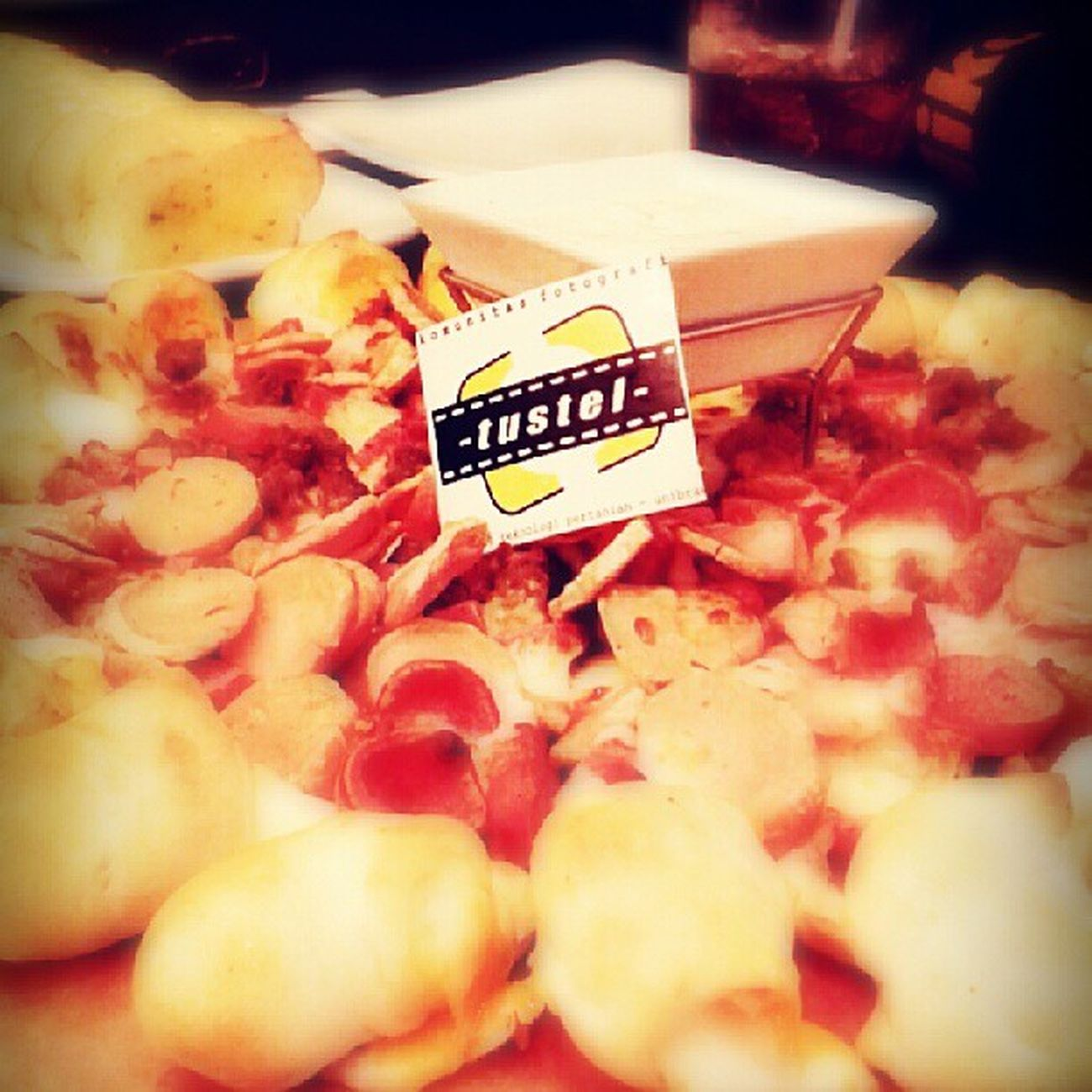 Pizza Hut :P Tustel Instagram