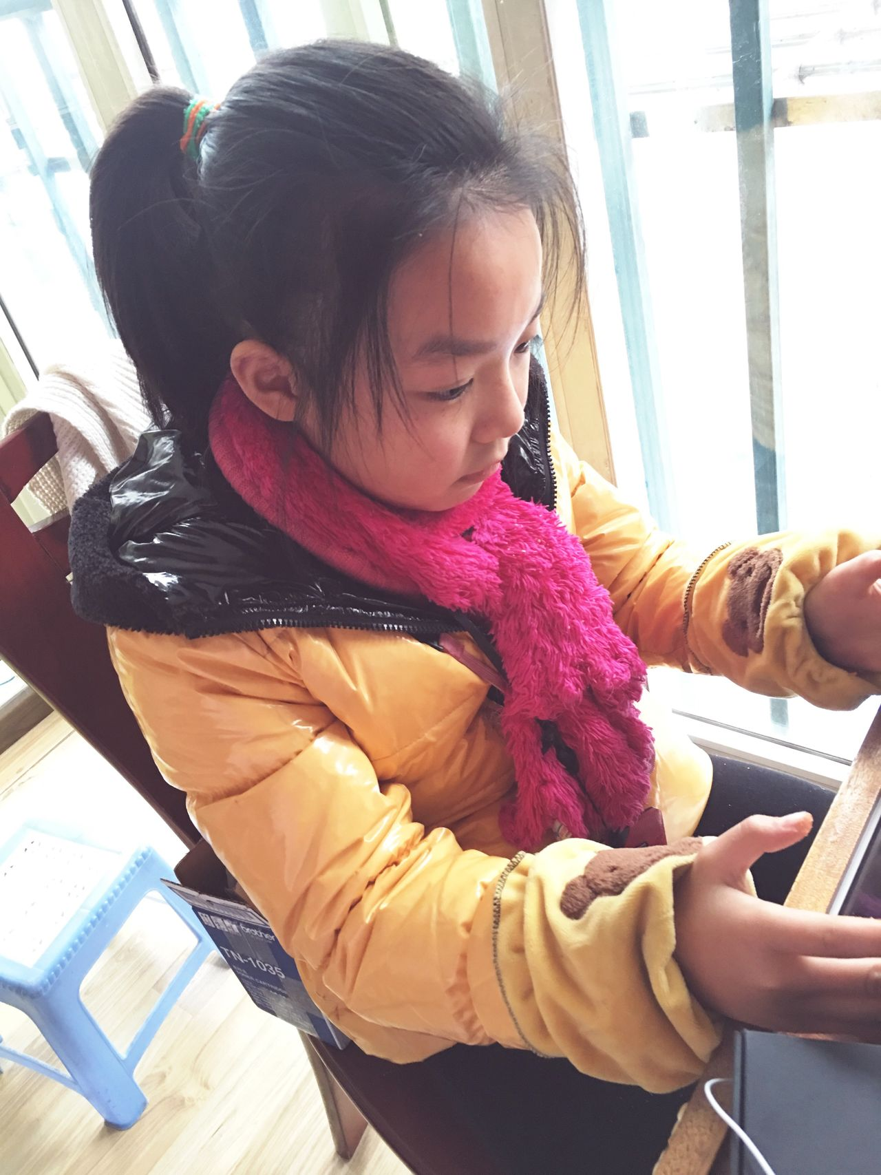 My Little Sister ♡ Cousion Chinesegirl Chinese Girl Youth Of Today People Photography Faces Of EyeEm