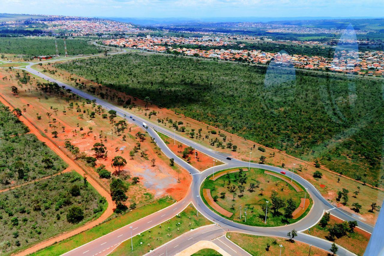 Brasilia city-Brazil Horizon LandscapeLandscape_Collection Brasilia♡ Brasília - BrazilTrail Travel Photography Tracks Street Photography Brazil - Brasília - DF