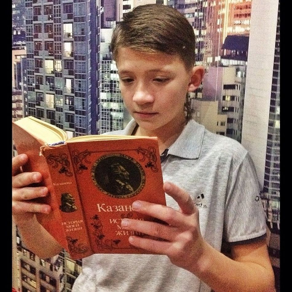 Kazanova Ivan Brother Book life instagood