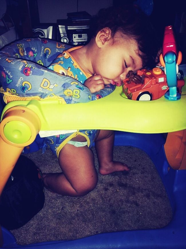 Bryce Sleepin'