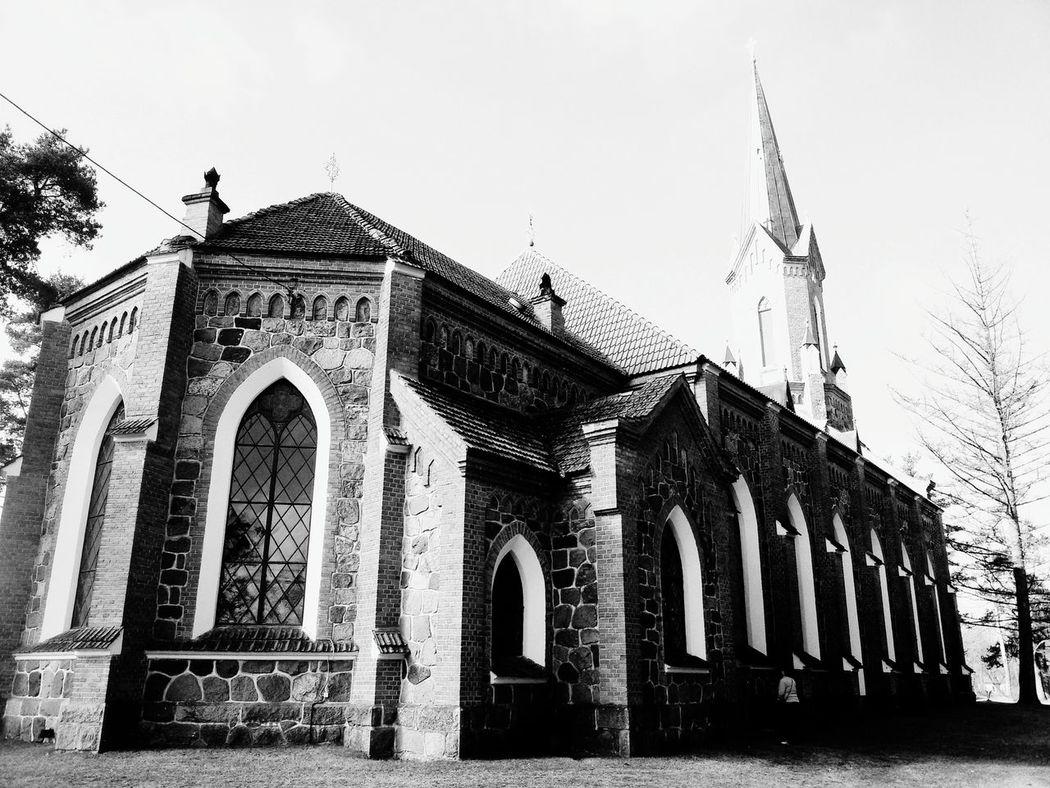 Explore Latvia Church Gothic beautyfull ☺