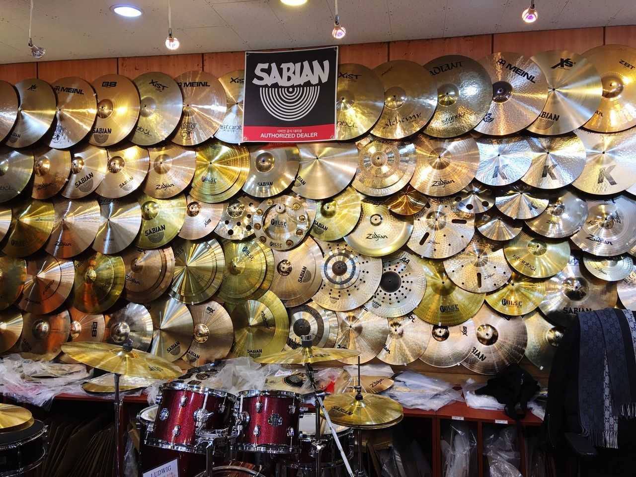 Cymbals Drums Instruments