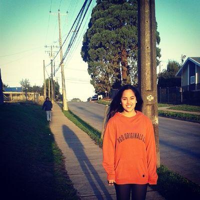 Voy caminando :') Walking Today