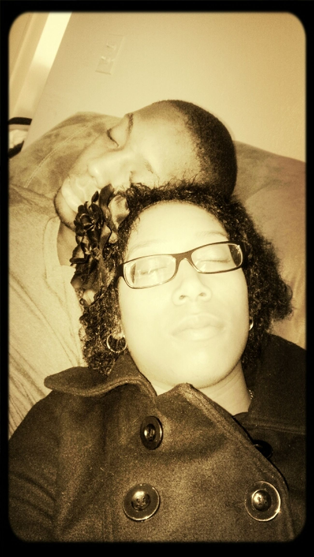 Me and my Mr. <3