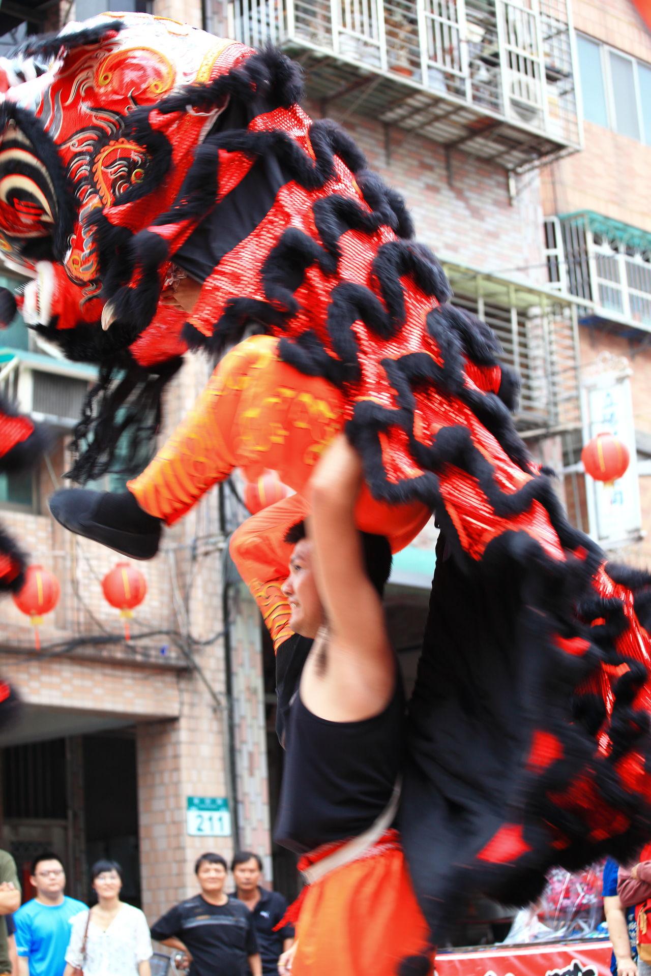 Chinese Festivals 新莊大拜拜