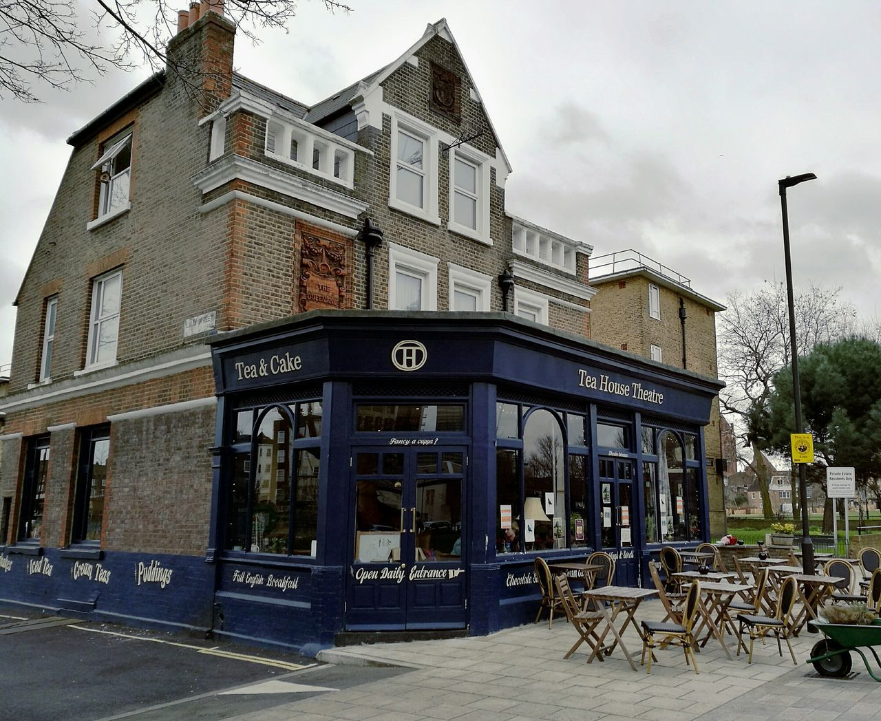 London Lifestyle Bakery Architecture Outdoors City Sky Built Structure Building Exterior Coffeetime Tee Time Beauty Vacation Perspective Architecture