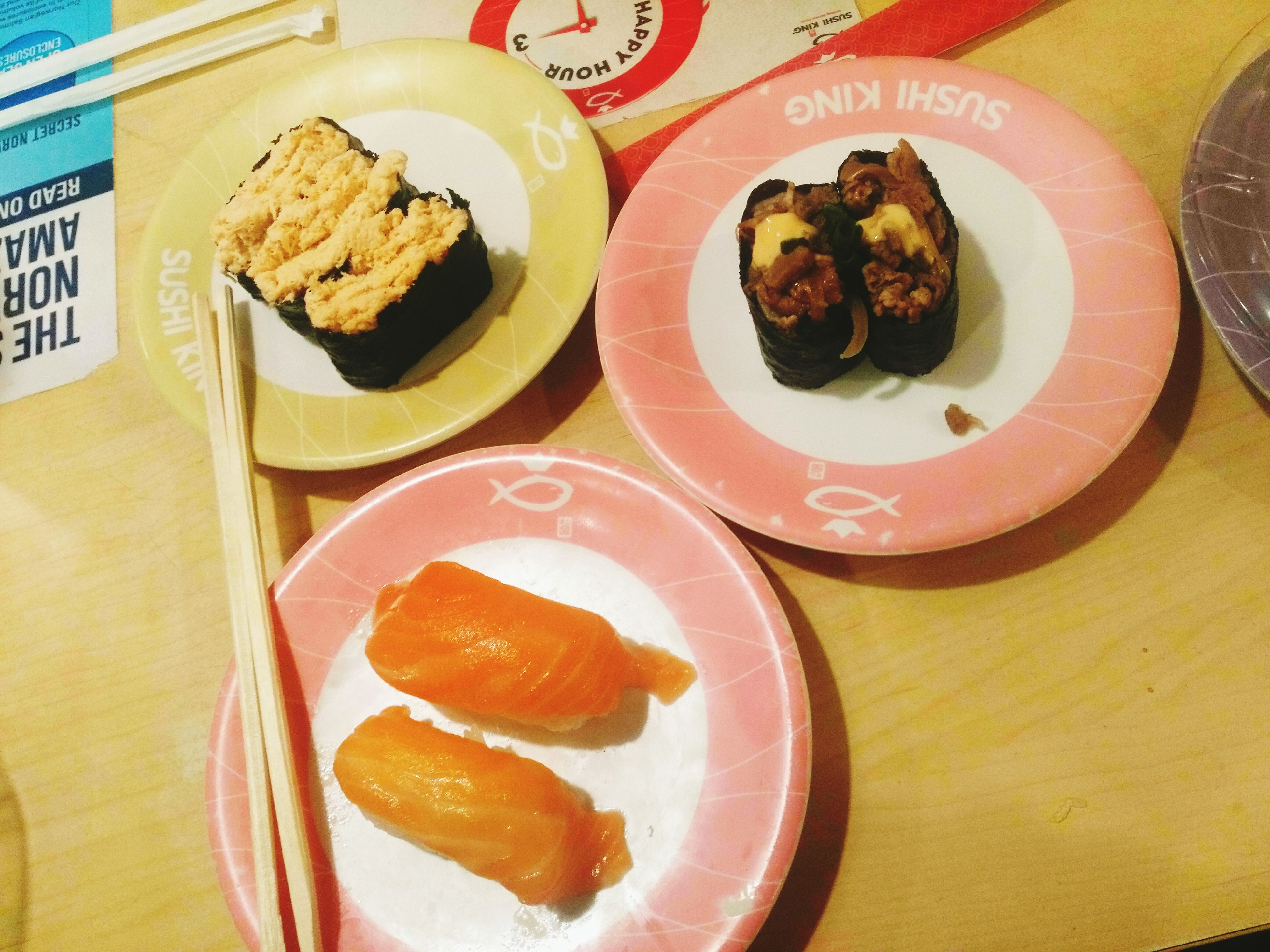 One of my favourite food. Food And Drink Sushilover Sushi Food Plate Sushiking Sushikingbonanza
