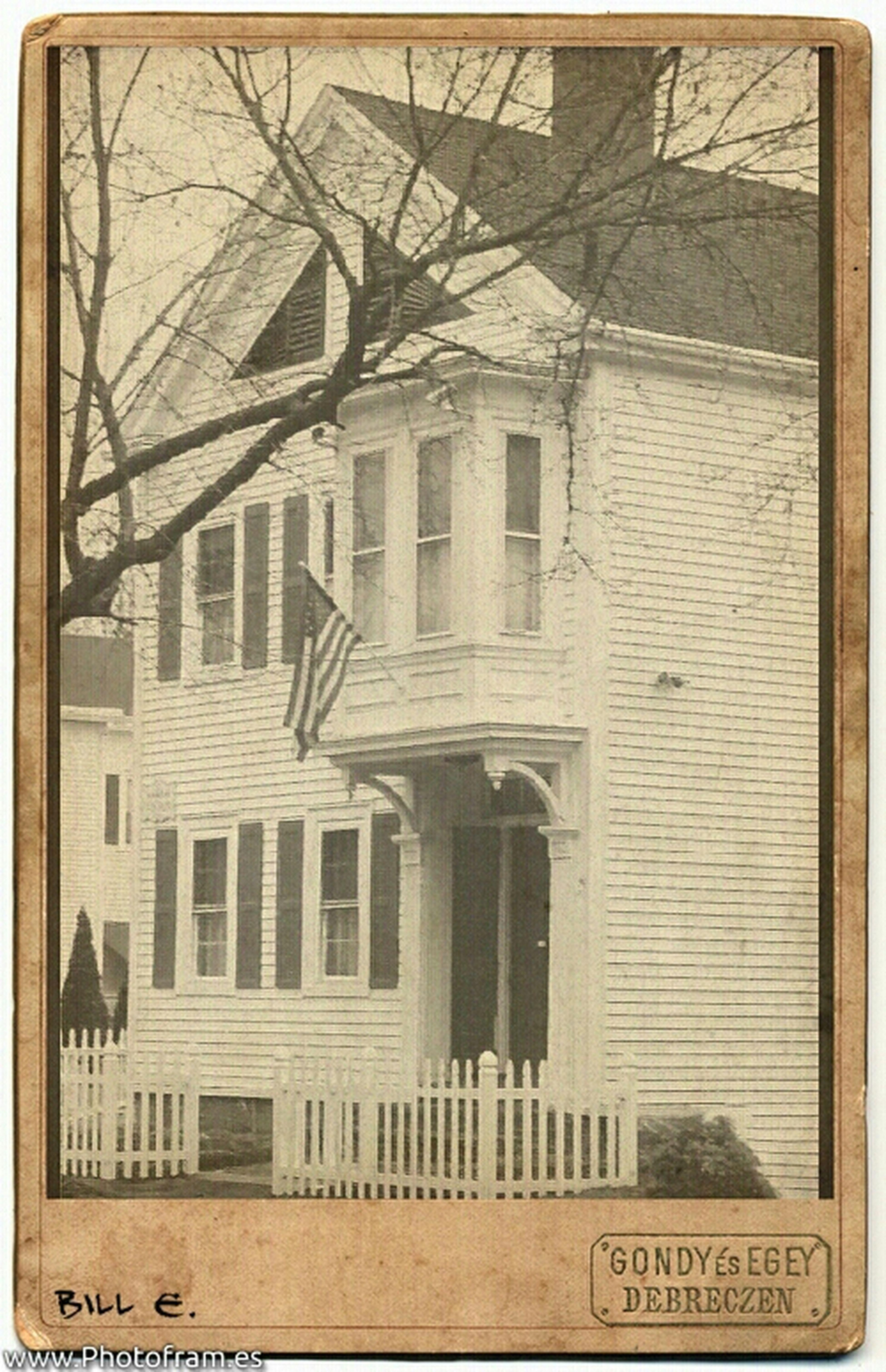 Histotic Home, Salem, Ma.
