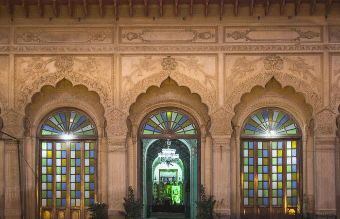 Architecture Arch Built Structure Pattern Place Of Worship No People Travel Destinations Gate Art And Craft Architecture Religious Place Imambara Sibtainabad Sibtainabad Imambara Travel Photography Lucknowdiaries Lucknow👌City Old Alam ALaM Shia Community Shia Religious Place Flag Symbolic  Religious Places