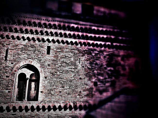 Historical Building Feelin' Grunge Artificial Nocturne
